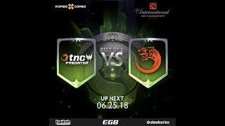 TNC Predator vs TNC Tigers Game 3 l The International 2018 SEA Qualifiers Losers' Finals