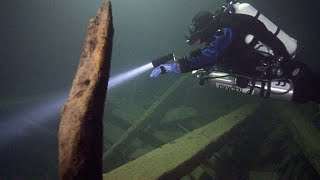 Team of Explorers Uncover Famous Sunken Ship