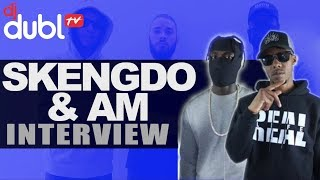Skengdo & AM Interview   Is Their Music Dangerous? Arrested For Performing & New Music On The Way!