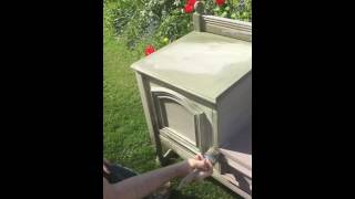 Colourwashing Using Annie Sloan Chalk Paint