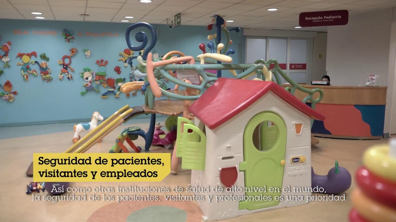 Tecnología para hospitales