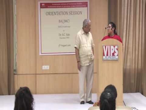 Vivekanand School Of Journalism And Mass Communication video cover1