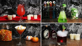 Halloween Cocktails As Made By Hannah Hart • Tasty