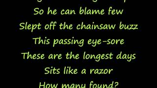 Chevelle-Brainiac-Lyrics