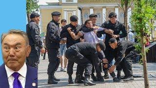 Мухтар Аблязов о митингах  23 июня  и  О СМЕРТИ ЕРЖАНА УТЕМБАЕВА