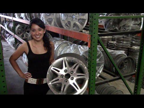 Factory Original Acura Vigor Rims & OEM Acura Vigor Wheels – OriginalWheel.com