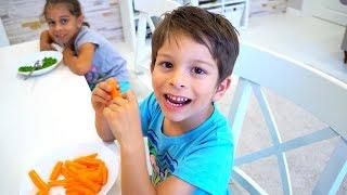 Yes Yes Vegetables Song    Nursery Rhymes & Kids Songs