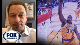 """Chris Broussard: Shaquille O'Neal, """"arguably the most dominating big man ever""""   FOX SPORTS"""