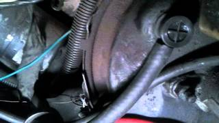 1985 chevy caprice brake booster check valve issue!