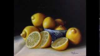 Select Oil, Acrylic, and Pastel Realistic Paintings by Carole Rodrigue