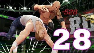 WWE Mayhem - The Rock Bottom - Part 28 [Season 9 Episode 3/3] - Android Gameplay