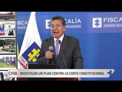 Brujeria y extorsion contra Corte Constitucional