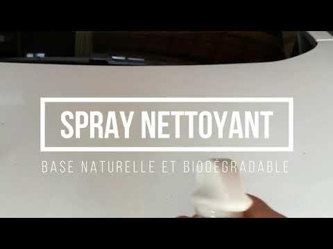 Spray nettoyant moto naturel - 150ml