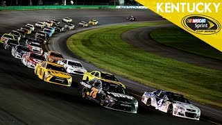 NASCAR Sprint Cup Series - Full Race - Quaker State 400 presented by Advance Auto Parts - dooclip.me