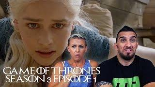Game of Thrones Season 3 Episode 1 'Valar Dohaeris' REACTION!!