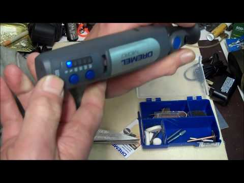 Dremel Micro Cordless Rotary Tool Unboxing and Review | Dremel Model 8050-N/18