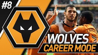 BACK TO WINNING WAYS?! FIFA 18 WOLVES CAREER MODE #8