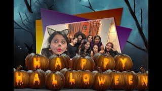Halloween in USA |Halloween Girl's Party 2020