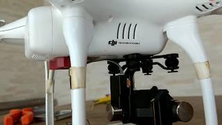Como instalar kit de transmissão de vídeo em drone phantom 1 e 2 - FPV - em português