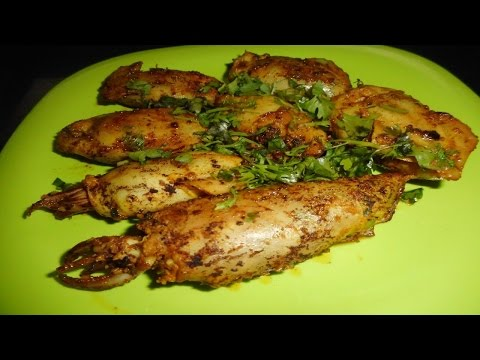 Makla Fry (Seafood) Recipe