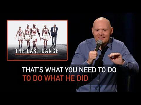 Bill Burr Loved The Last Dance (Michael Jordan's Documentary)