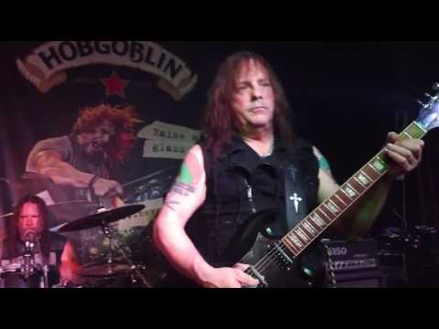 Metal Daze - Ross The Boss - Live at Evesham Iron Road 31/03/2017
