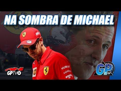 Vettel não chega perto de importância de Schumacher na Ferrari | GP às 10
