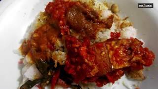 VIDEO-Nasi Gurih Pak Rasyid yang Melegenda