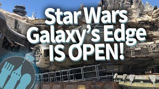 Disney Star Wars Galaxy's Edge TIPS AND SECRETS!