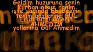 Gül Ahmedim Ilahi Sözü C By Gökcem X3gokcemx3
