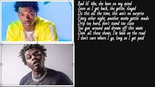 Lil Baby & Gunna   Drip Too Hard (Clean) (Lyric Video)