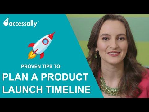 How To Plan A Product Launch Timeline
