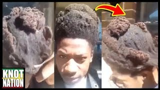 The Most UNUSUAL FREEFORM Dreads Ever! Ep. 2