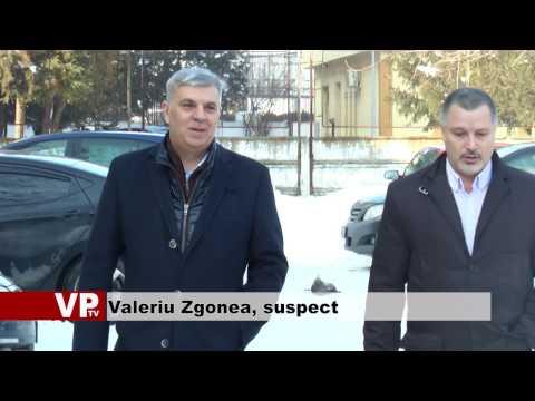 Valeriu Zgonea, suspect