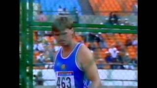 Uwe Freimuth- 1988 Seoul, discus throw 46,66m