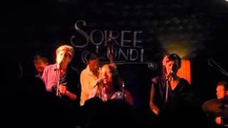 Anna Aaron, Nadia Leonti & Stefania Chiara - Close to you (live 2015, Basel)