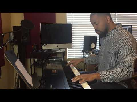 Performing my jazzed up arrangement of Twinkle Twinkle Little Star on piano.