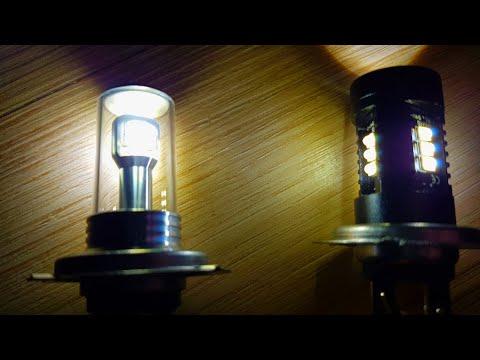 🇩🇪 LED Leuchtmittel - Falsche Angaben & nicht zugelassen oder auch gefählich für den Gegenverkehr?