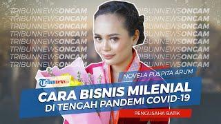Cerita Wanita Muda Pengusaha Batik Asal Solo, Kembangkan Usaha Konsep Milenial