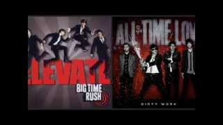 No Idea / Big Time Rush, All Time Low
