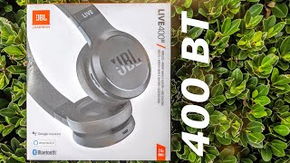 Best Solo 3 Wireless Alternative? JBL Live 400 BT Unboxing + First Impressions
