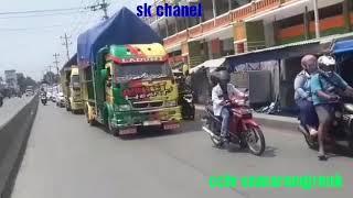 cabe balap Duet truk sooos Banyuwangi dan Truck Lamongan