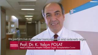 Memorial Atasehir Organ Transplantation Center