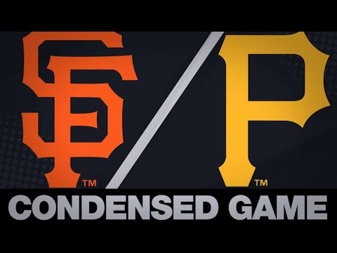 Condensed Game: SF@PIT - 4/19/19
