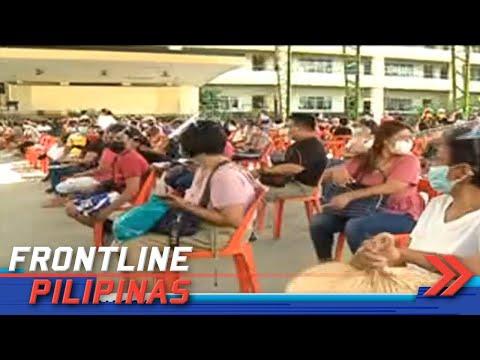 [News5]  Vaccination ng A5 priority sector, sinimulan na sa Maynila