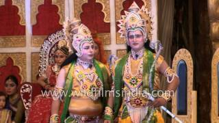 Seeta Swayamvar - RamLila  Day 4 Part 2 (2016)