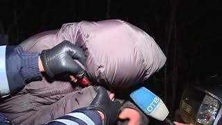 Скрываясь от полицейских, водитель на скорости сбил девушку и продолжил движение на Бородинской