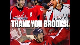 Salute to Brooks Laich