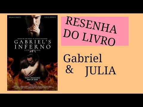 O INFERNO DE GABRIEL  livro Maravilhoso