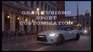 GRAN TURISMO SPORT CUSTOMIZATION | REVIEW | AND MY THOUGHTS.